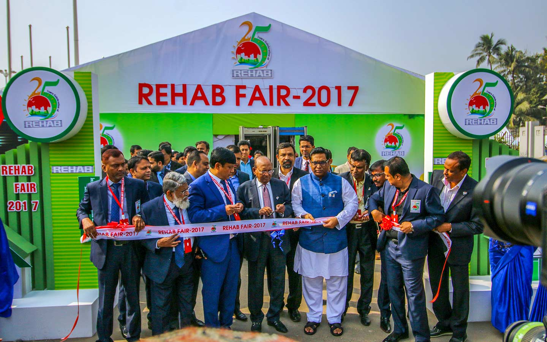 Inauguration of the REHAB FAIR 2017