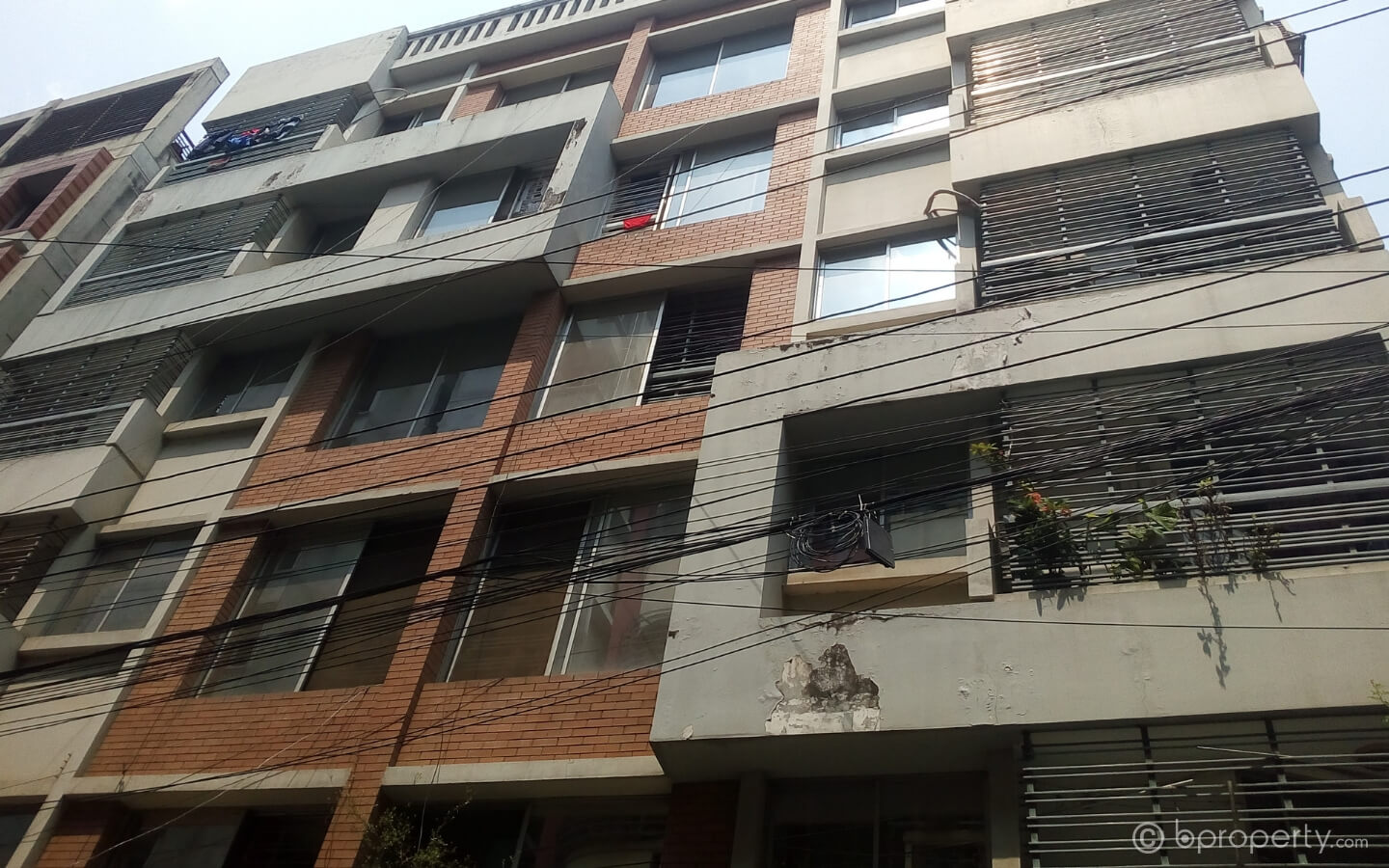 Affordable apartment in Bashundhara R/A
