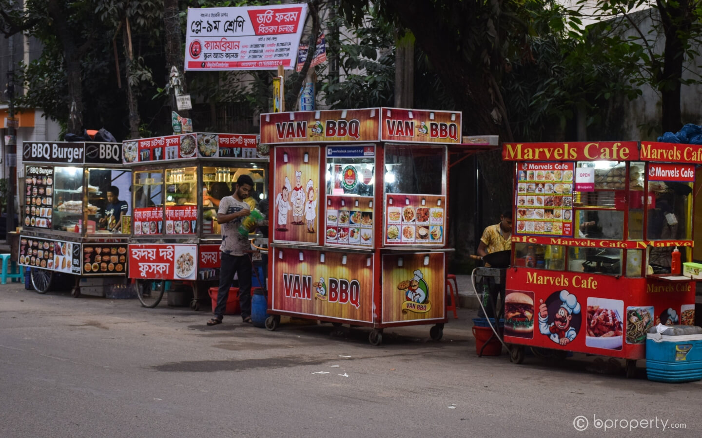 Street food in Dhaka is one of the reasons to love dhaka city