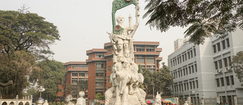 Liberation War Memorials in Dhaka