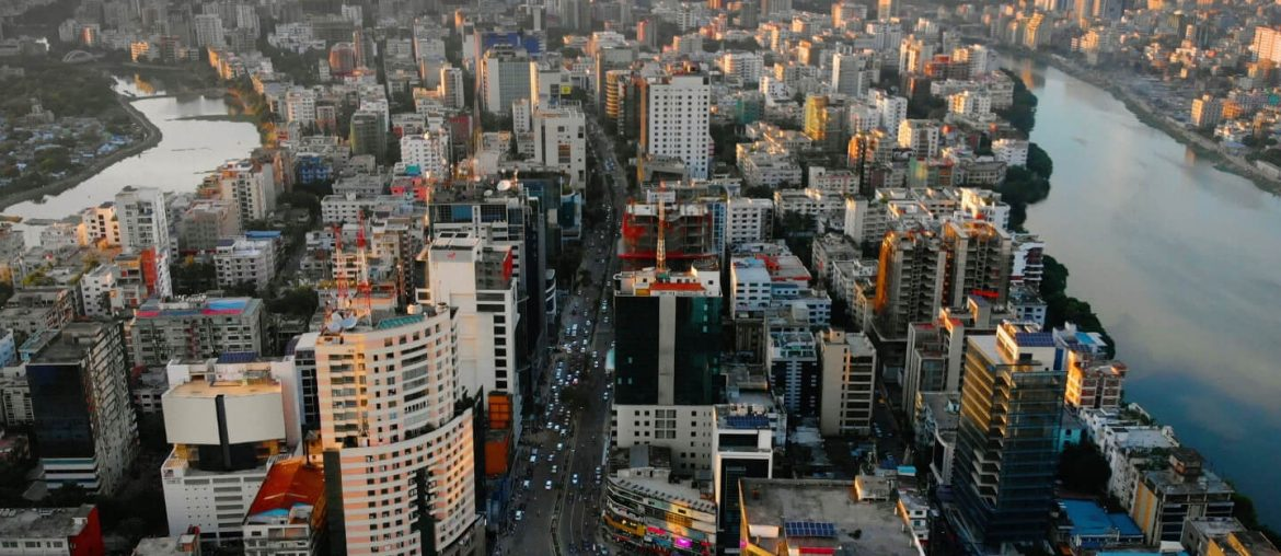 Top 6 Emerging Commercial Areas in Dhaka- Bproperty
