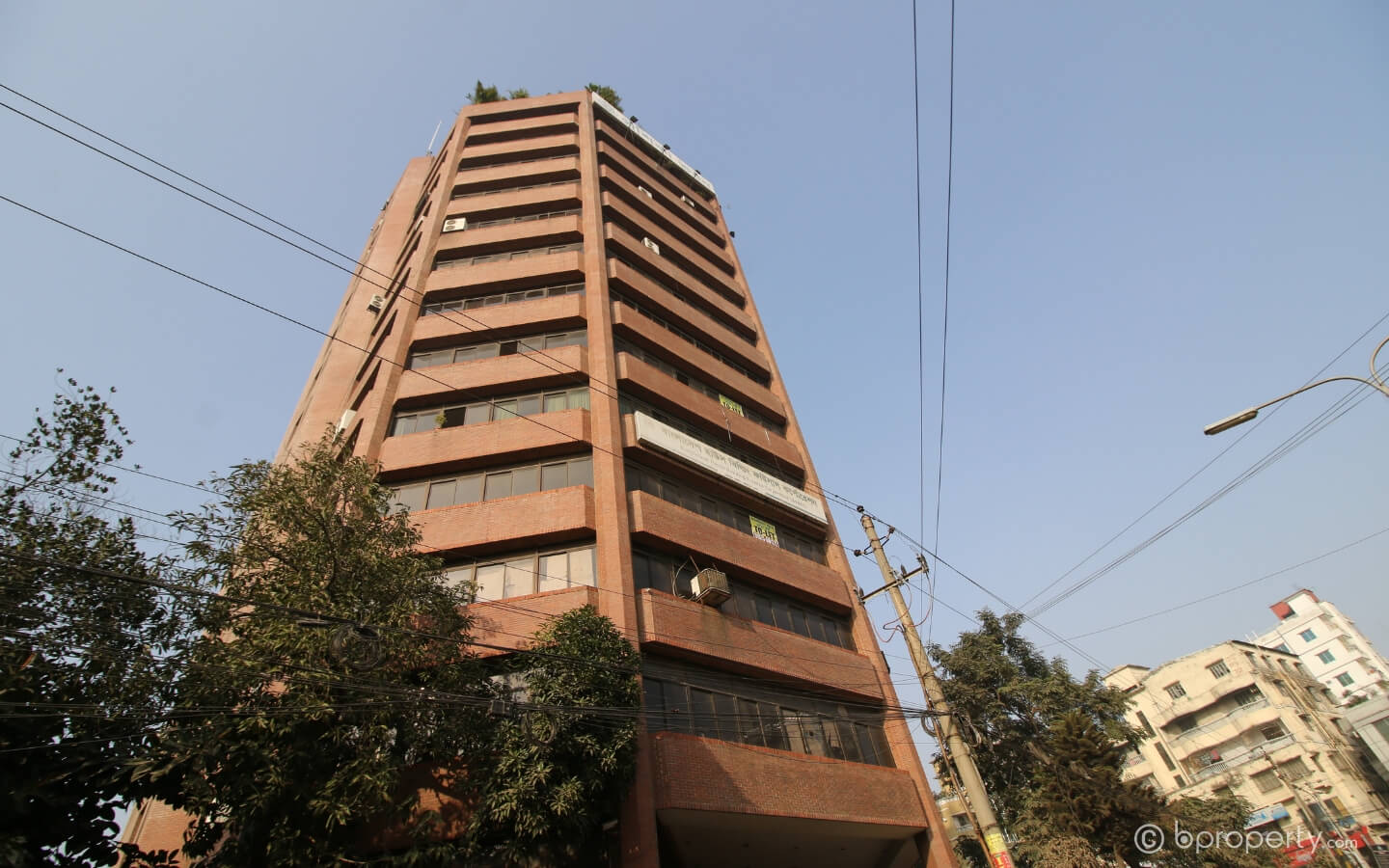 The highly-populated Mirpur area is perfect for many organizations to set up offices in Dhaka