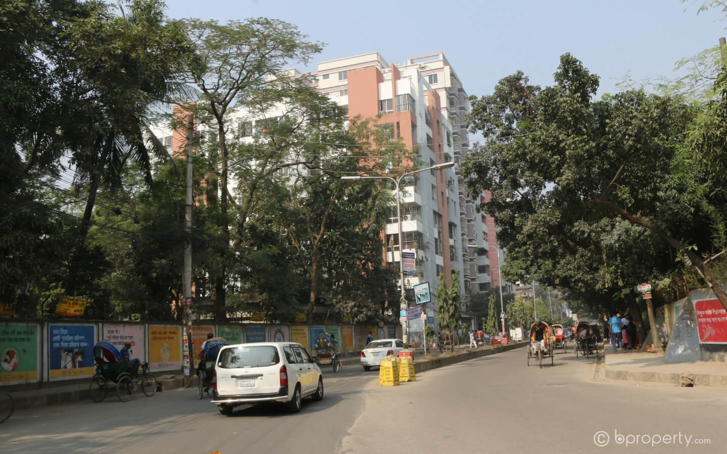 Mohammadpur is one of the emerging commercial areas for startups