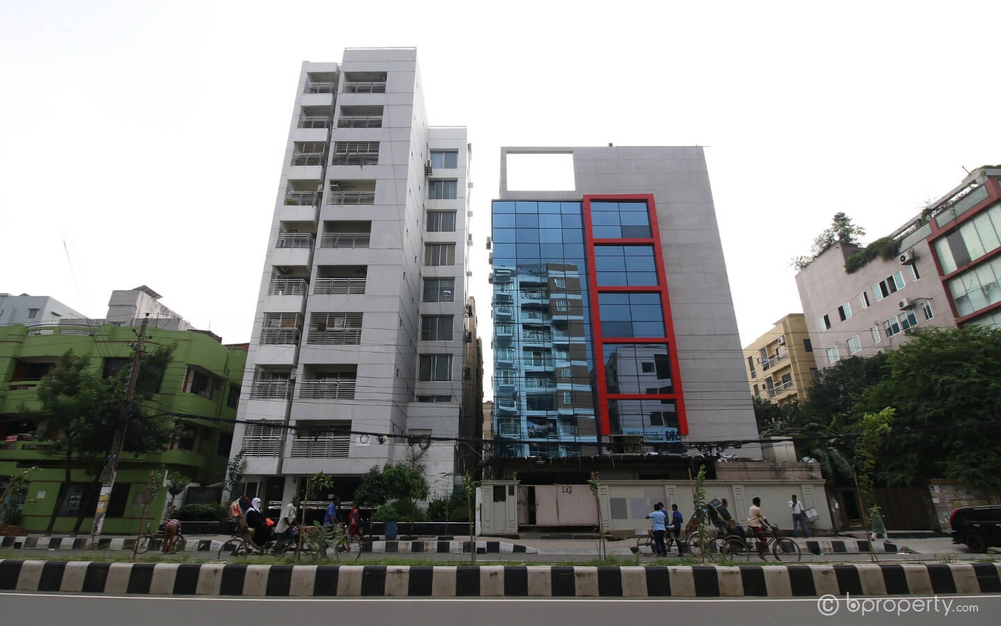 Uttara is becoming a hotspot for organizations who are setting of their offices in Dhaka there
