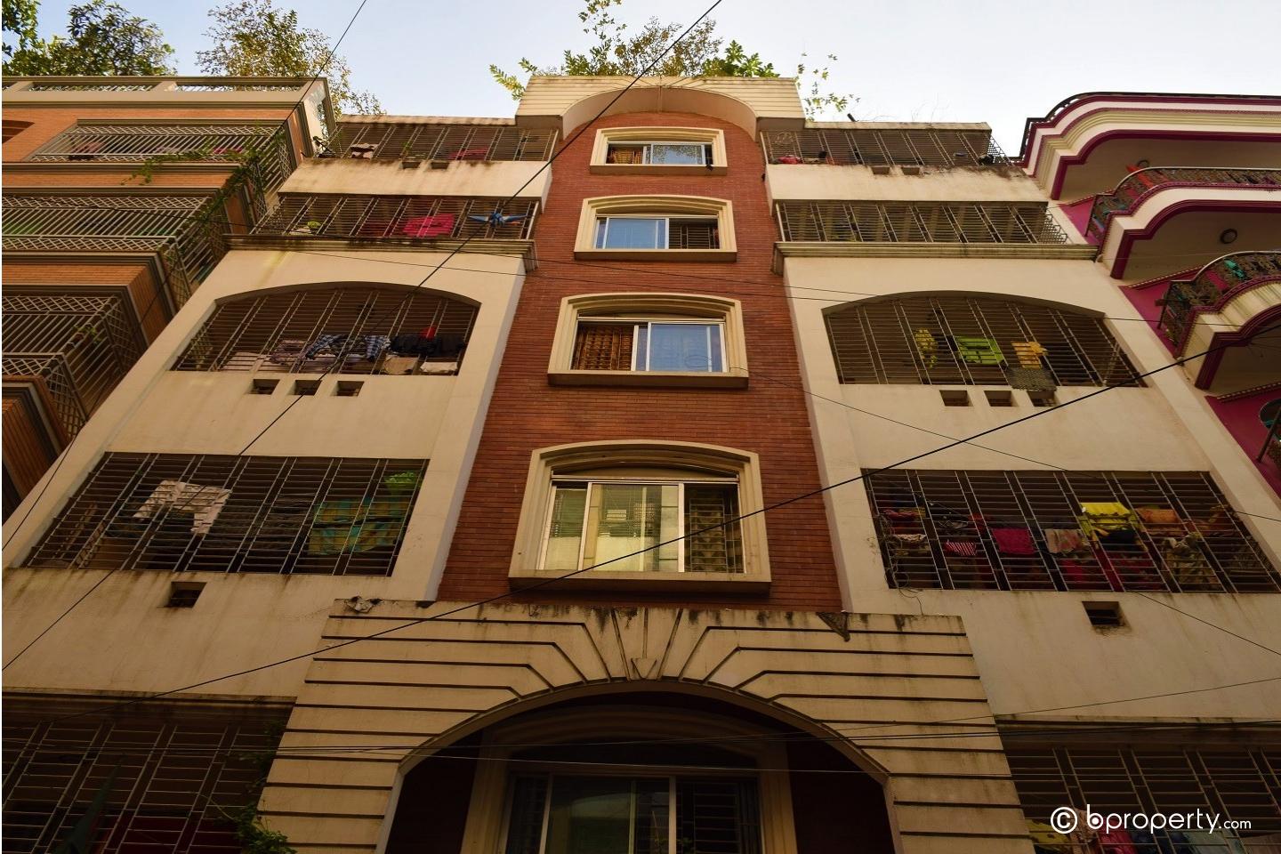 Among the flats for sale in Banasree, this one surely stands out