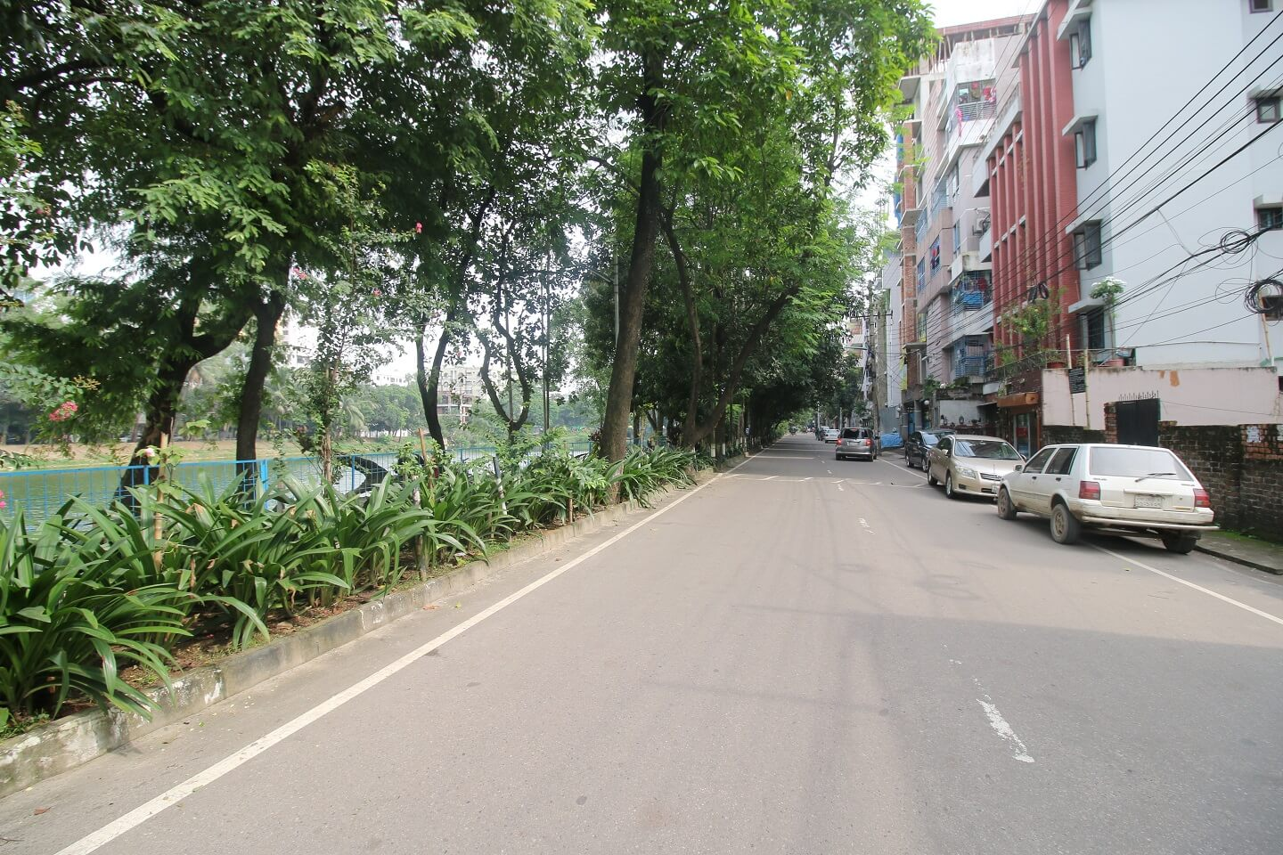 The first among the trending residential areas in Dhaka - Uttara