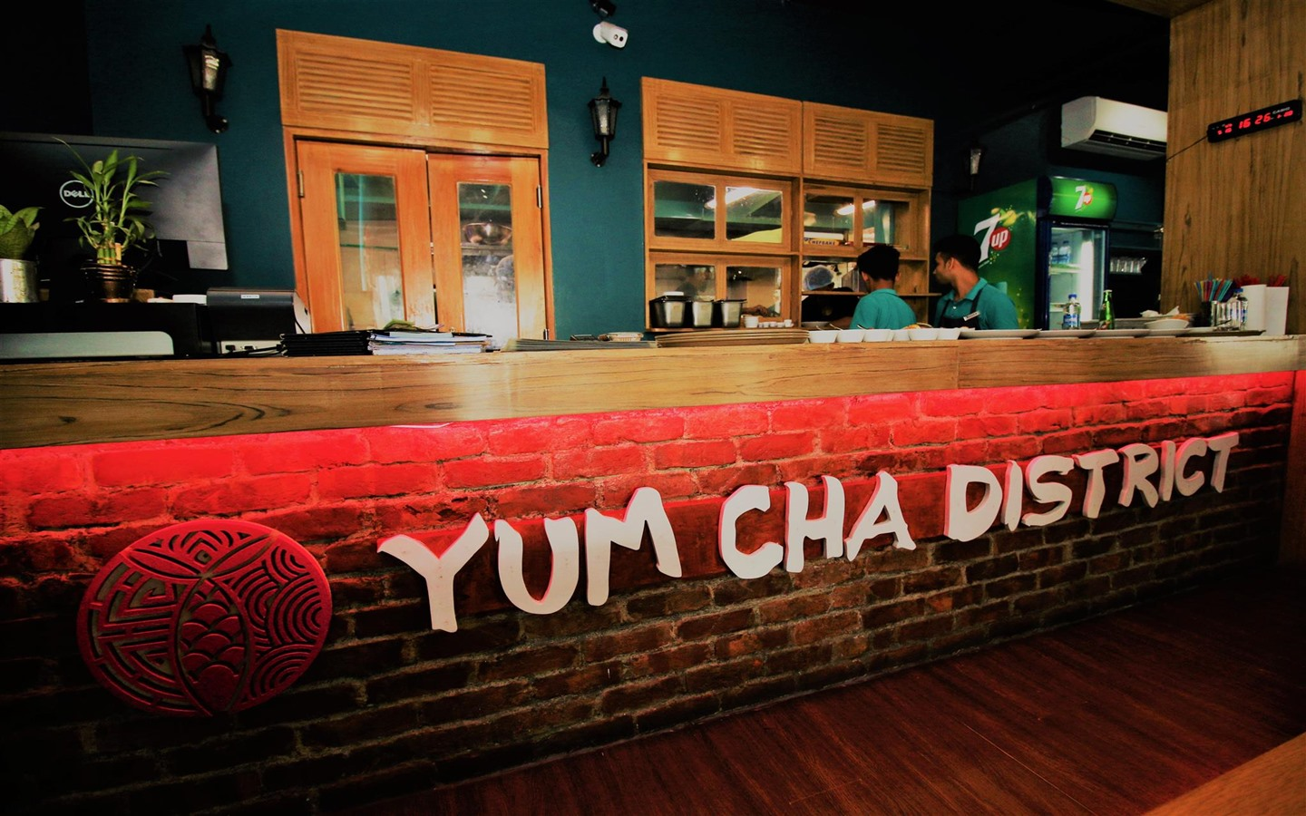 Yum Cha District - one of the fastest growing restaurants in Banani