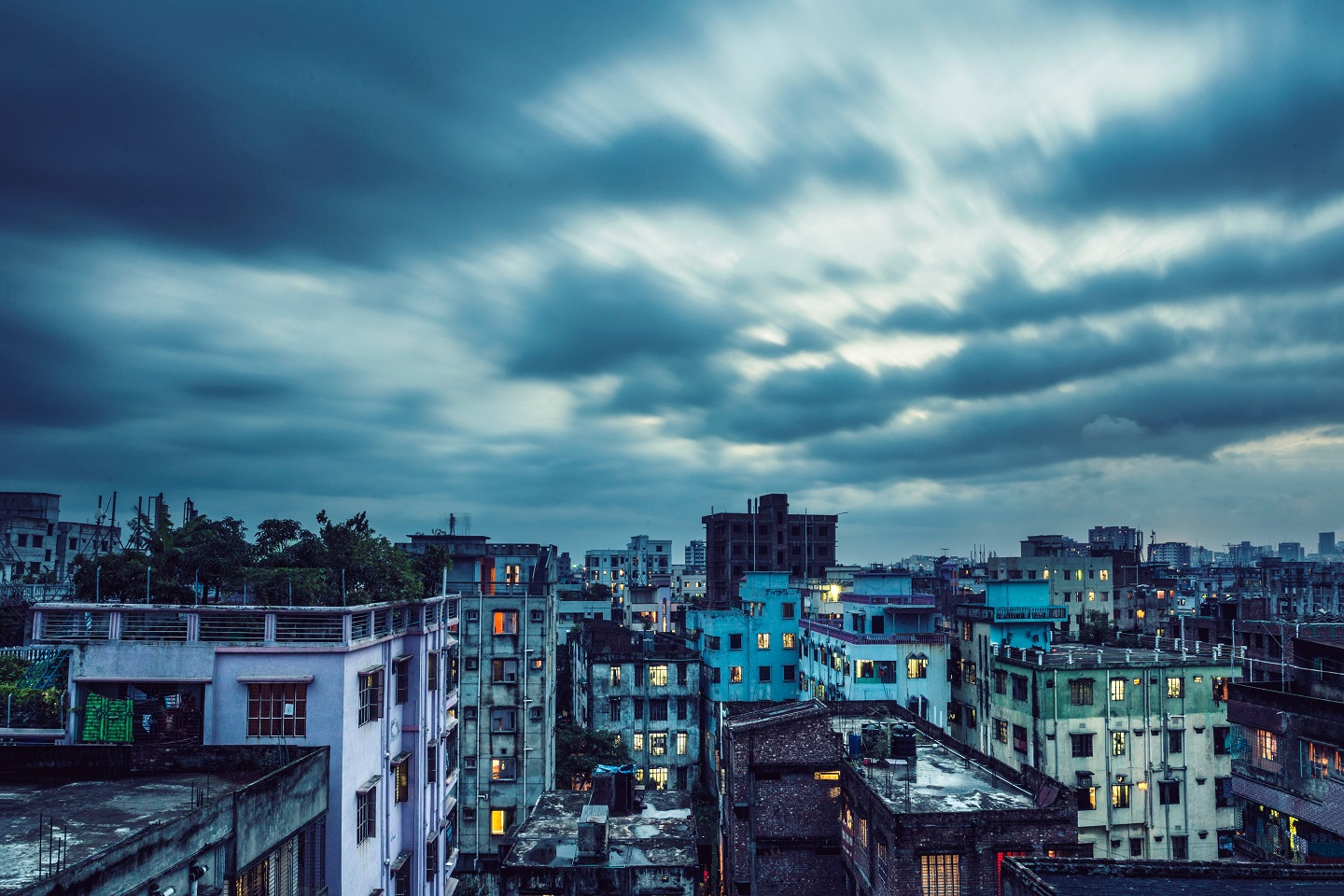 Recent trends reveal that most people prefer rental apartments for living in Dhaka