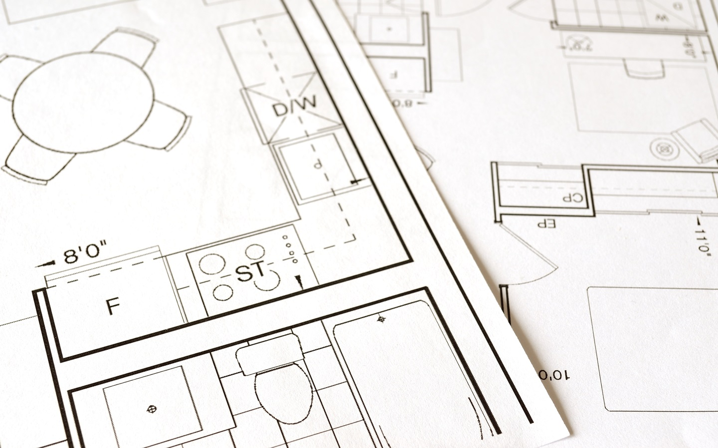 Check floor plans to safeguard againsts real estate scams