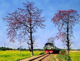 Bangladesh Train Schedule and Railway Route Map PDF - Bproperty