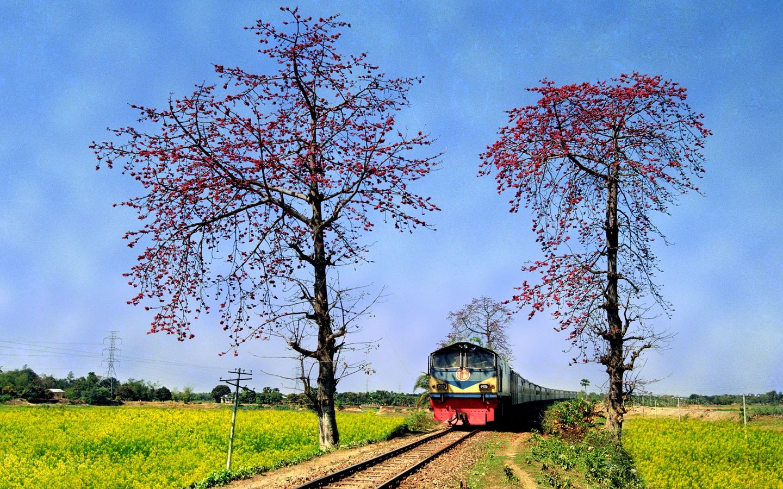 BANGLADESH RAILWAY MAP – TRAIN LINE ROUTE PDF