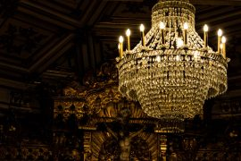 Different types of chandeliers and how to choose them - Bproperty