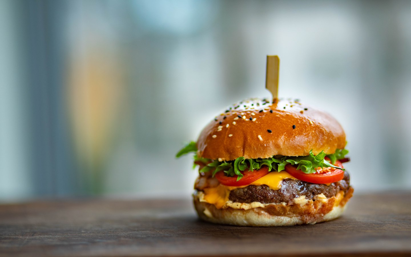 Taste some juicy burgers at the festival