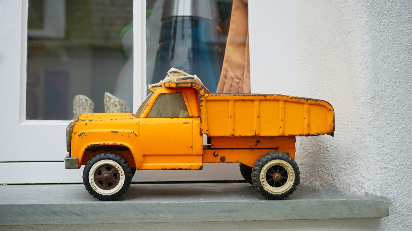 tow construction truck