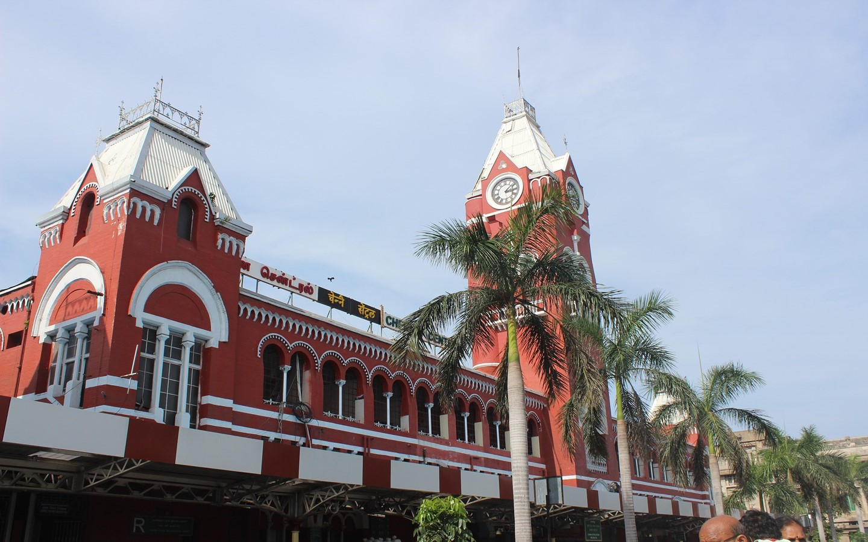 Chennai Building