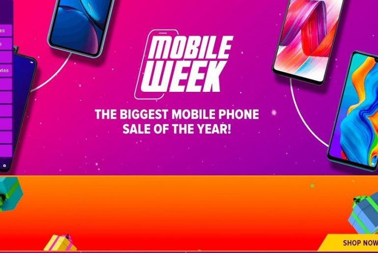 The 5th Daraz Mobile Week is here with Something Extra! - Bproperty