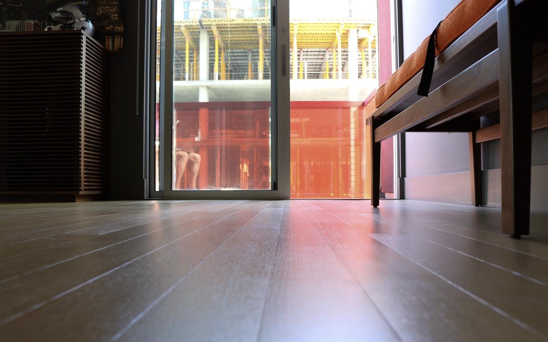 floor shot