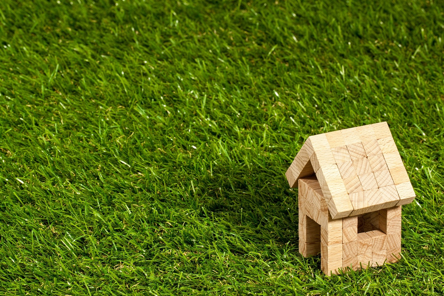 A house on the property is an effective measure for preventing illegal land grabbing