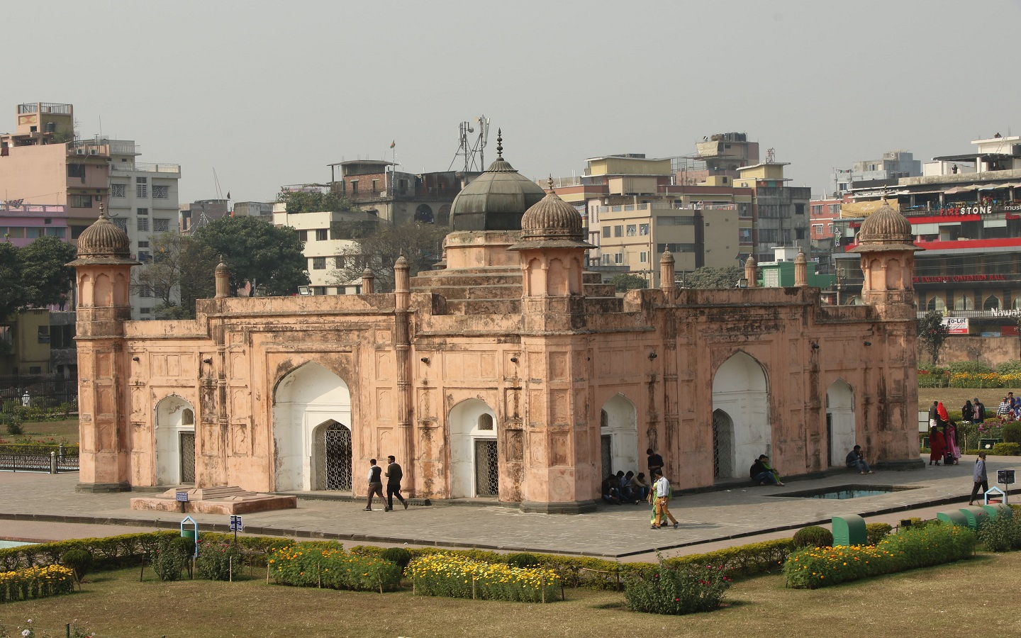 Lalbagh is a 17th century Mughal Fort