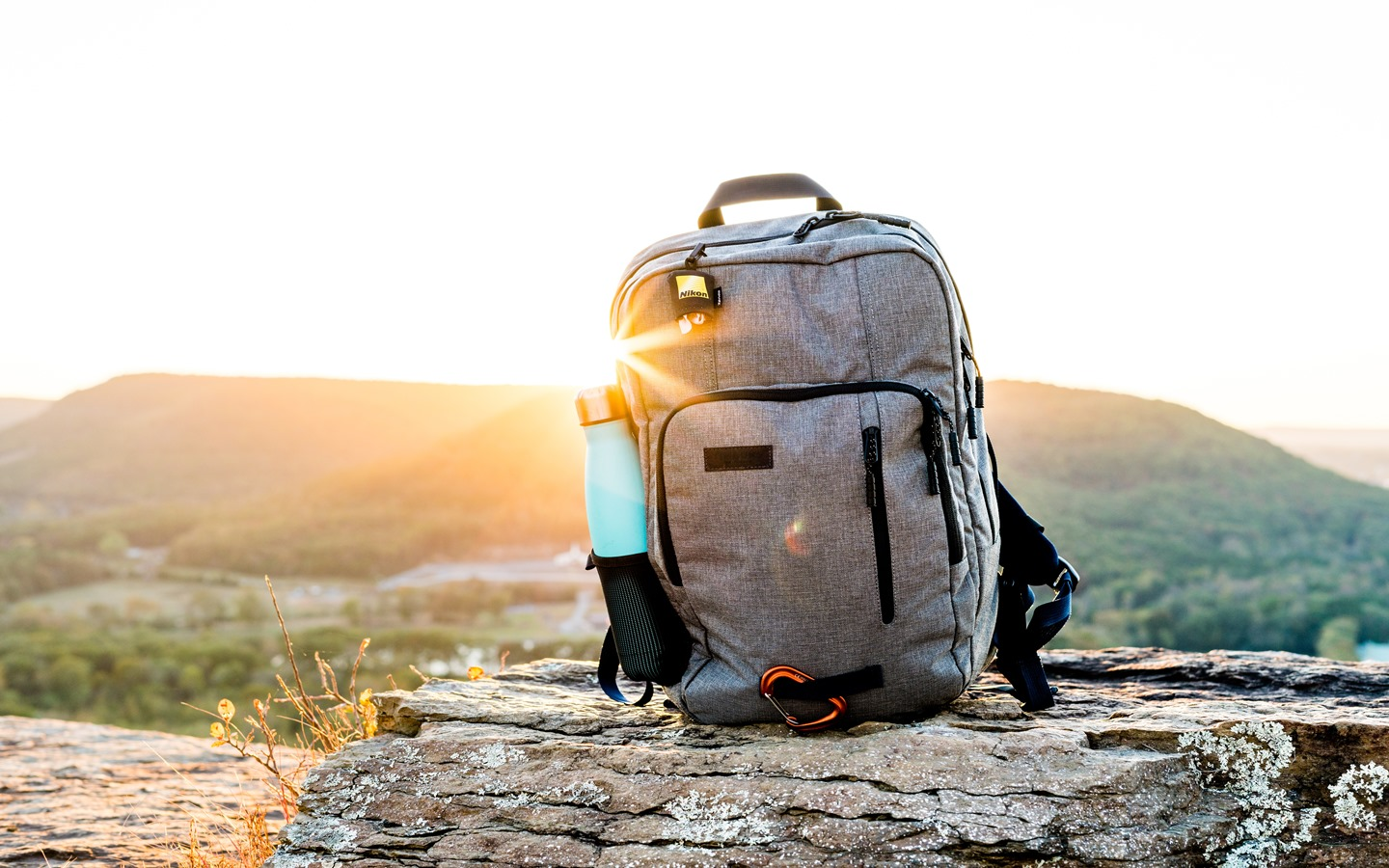backpack is one of the essentials for planning a trip