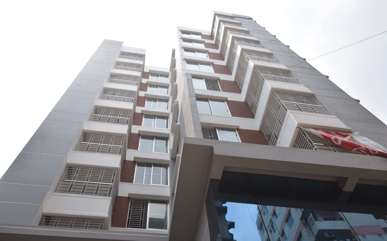 malibagh apartment exterior