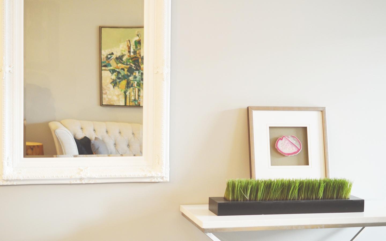 Mirrors are great home decor ideas