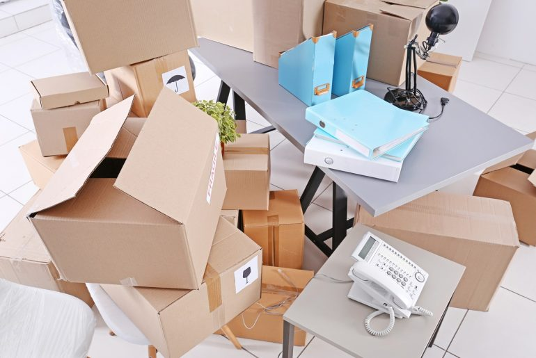 Office Shifting Tips for Moving to a New Space - Bproperty