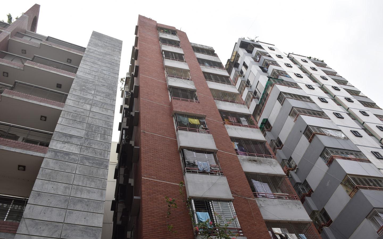 NIketan building exterior