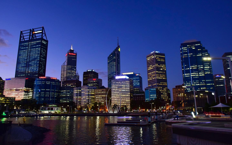 Landscape of Perth