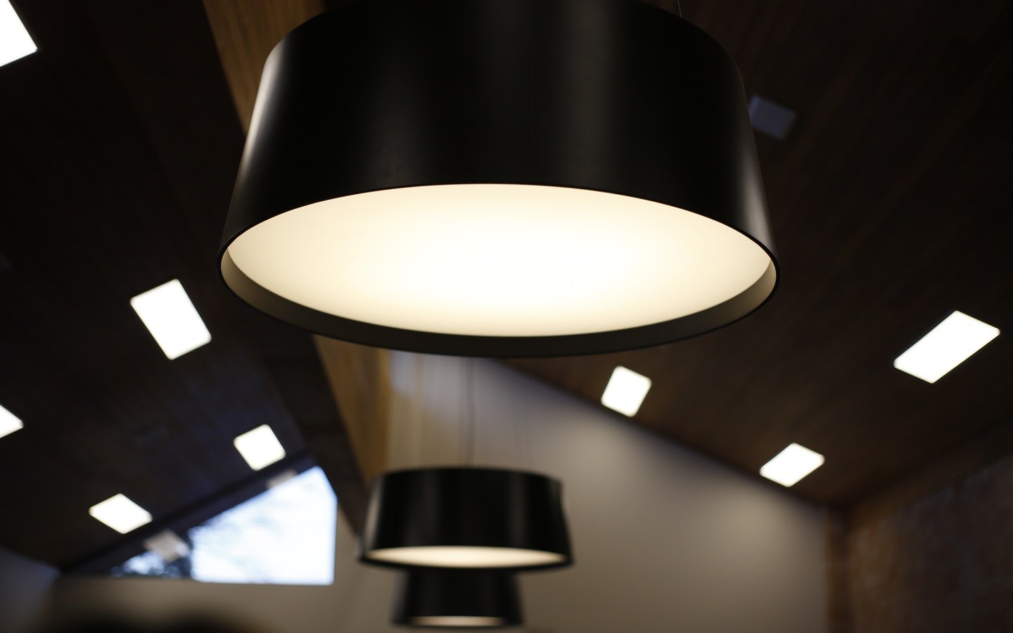 One of the home lighting tips include choosing the right shade of light to set the mood of a home