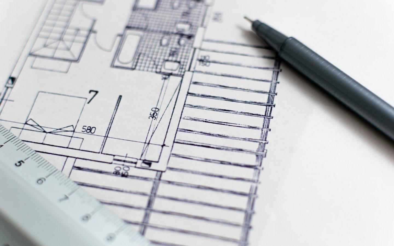 apartment foundation plan