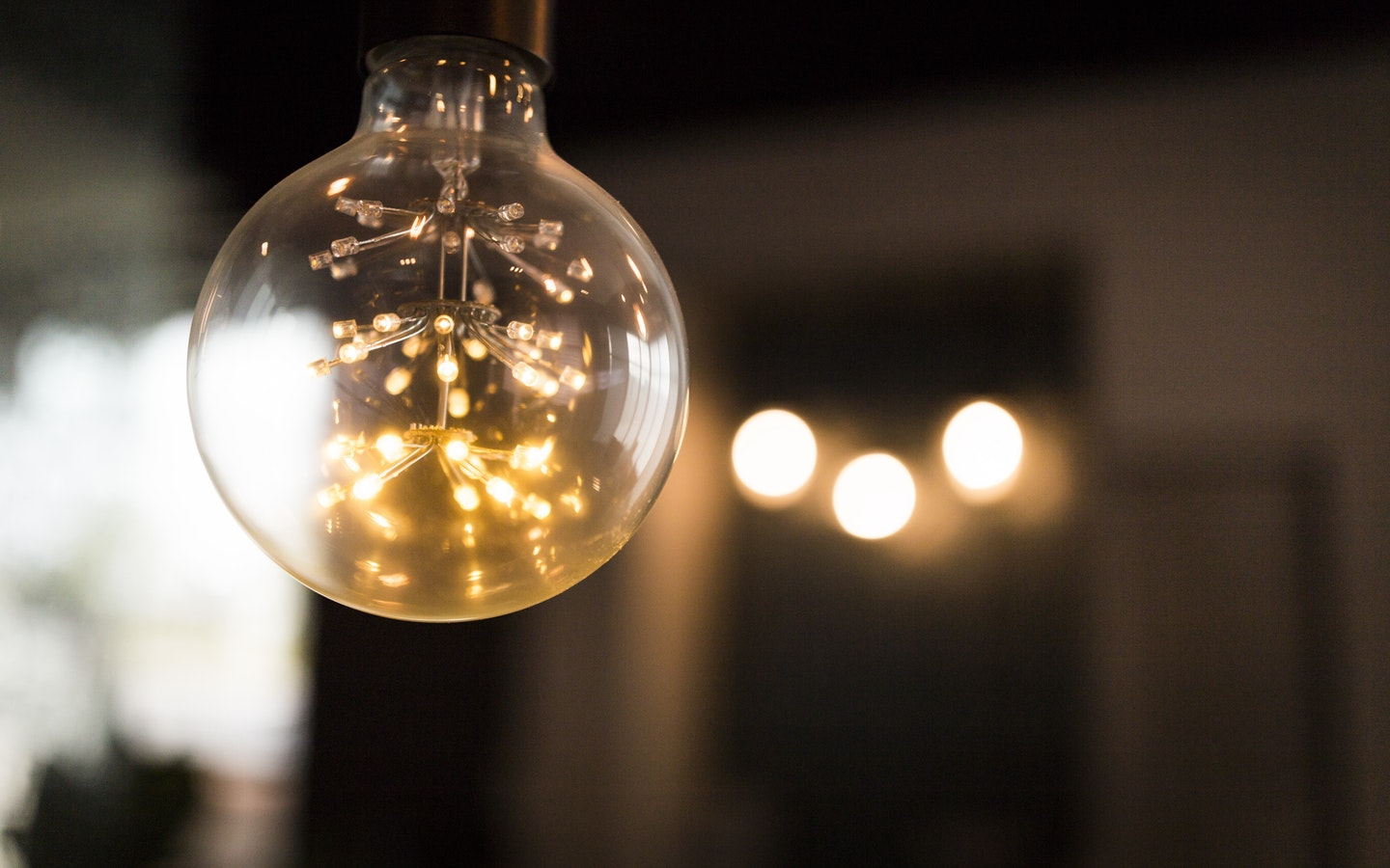 Upgrade your home and life by installing LED lights.