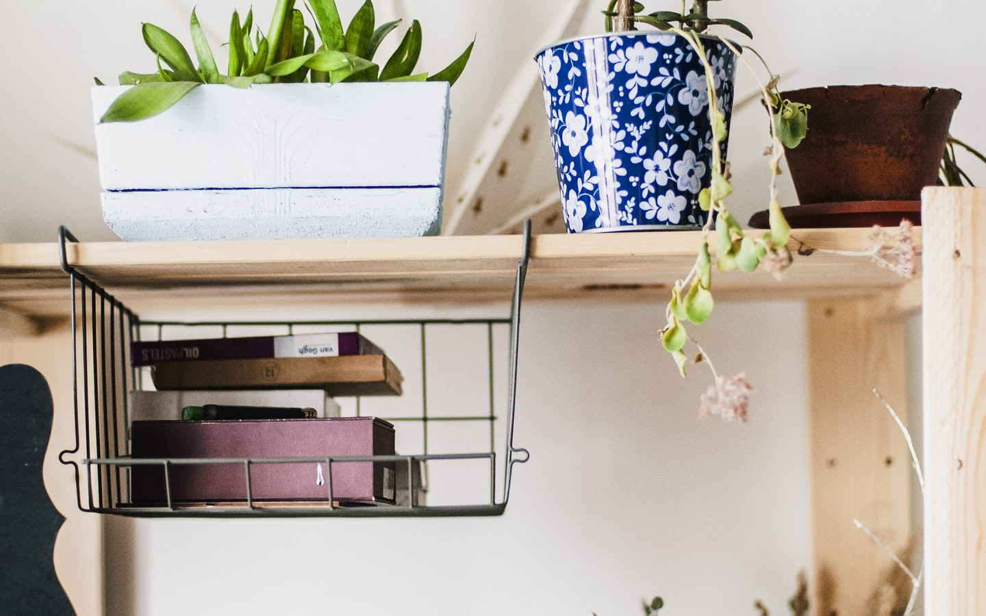 One of the most useful feng shui home decor tips is to declutter