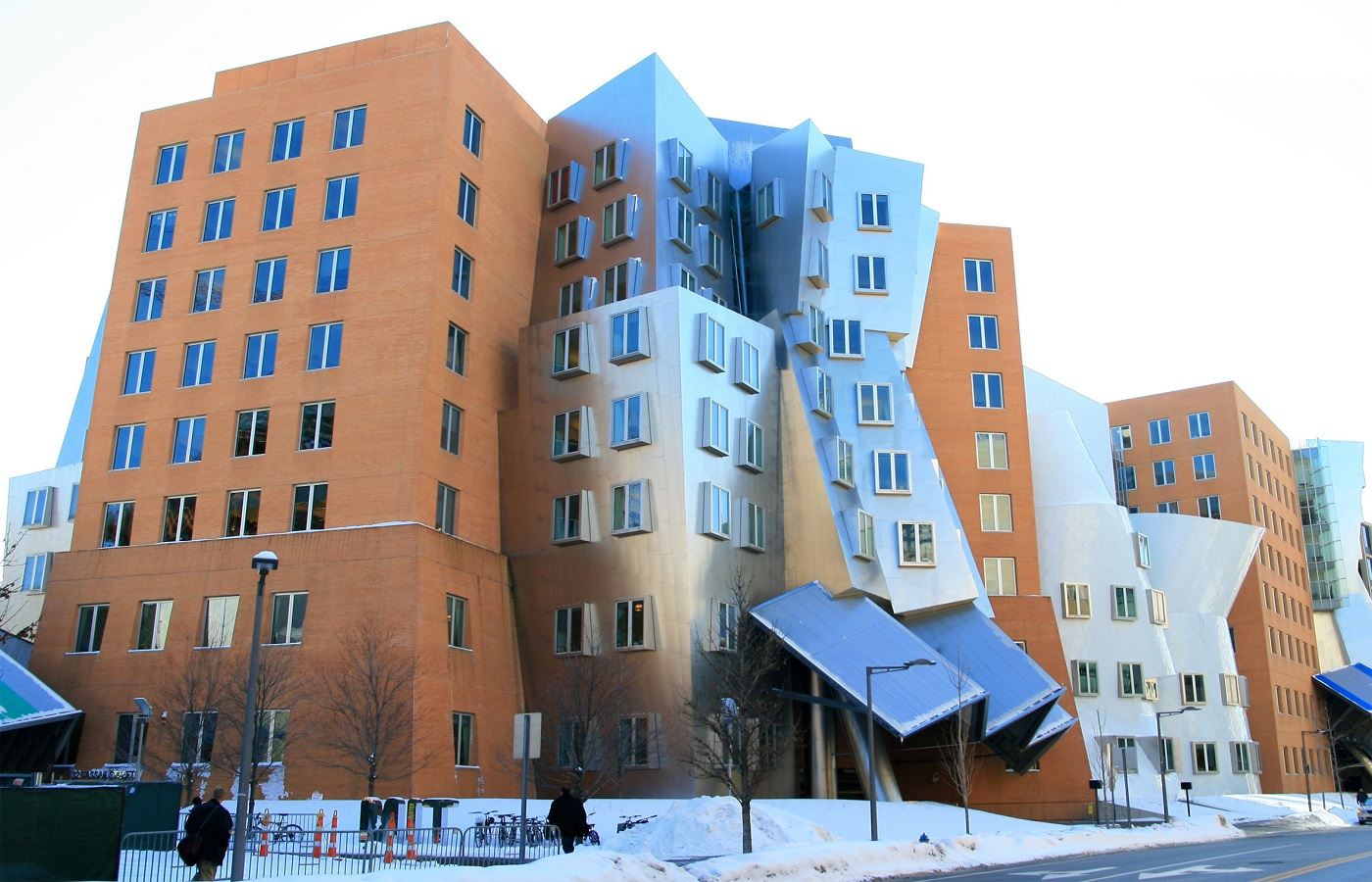 The Ray and Maria Stata Center at MIT