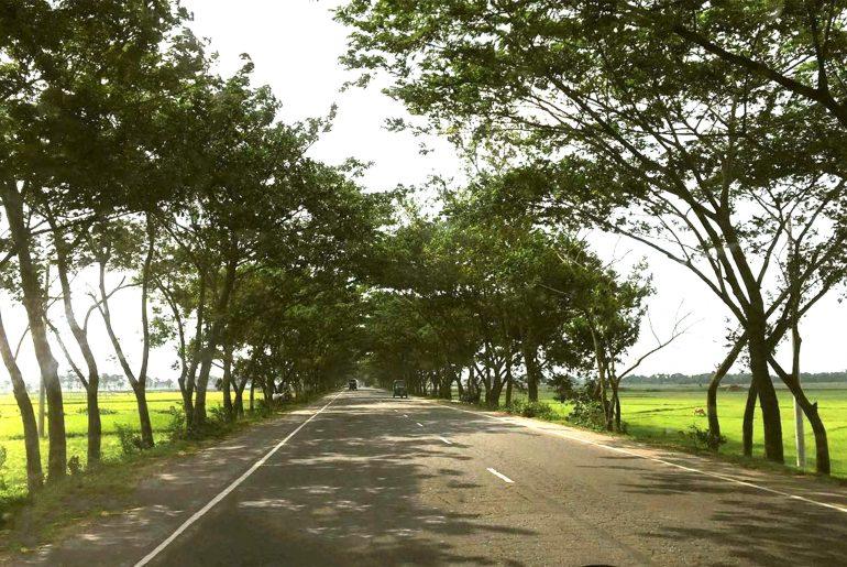 Major Highways In Bangladesh