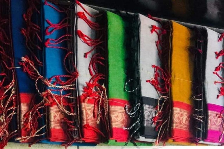 Types Of Sarees In Bangladesh And Their Attributes - Bproperty