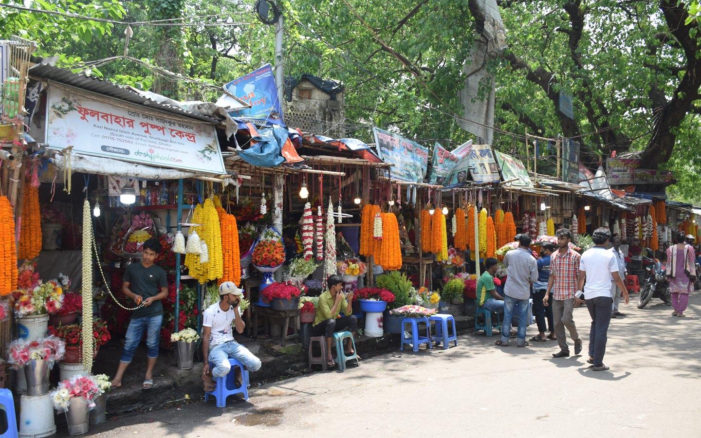Shahbag Flower Market