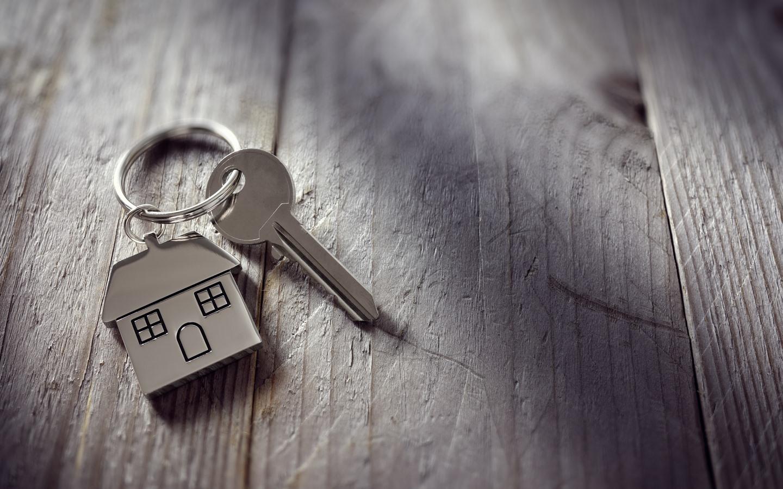 keychain house
