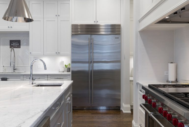 4 types of kitchen hoods for your kitchen - Bproperty