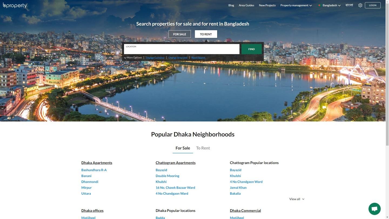 bproperty website