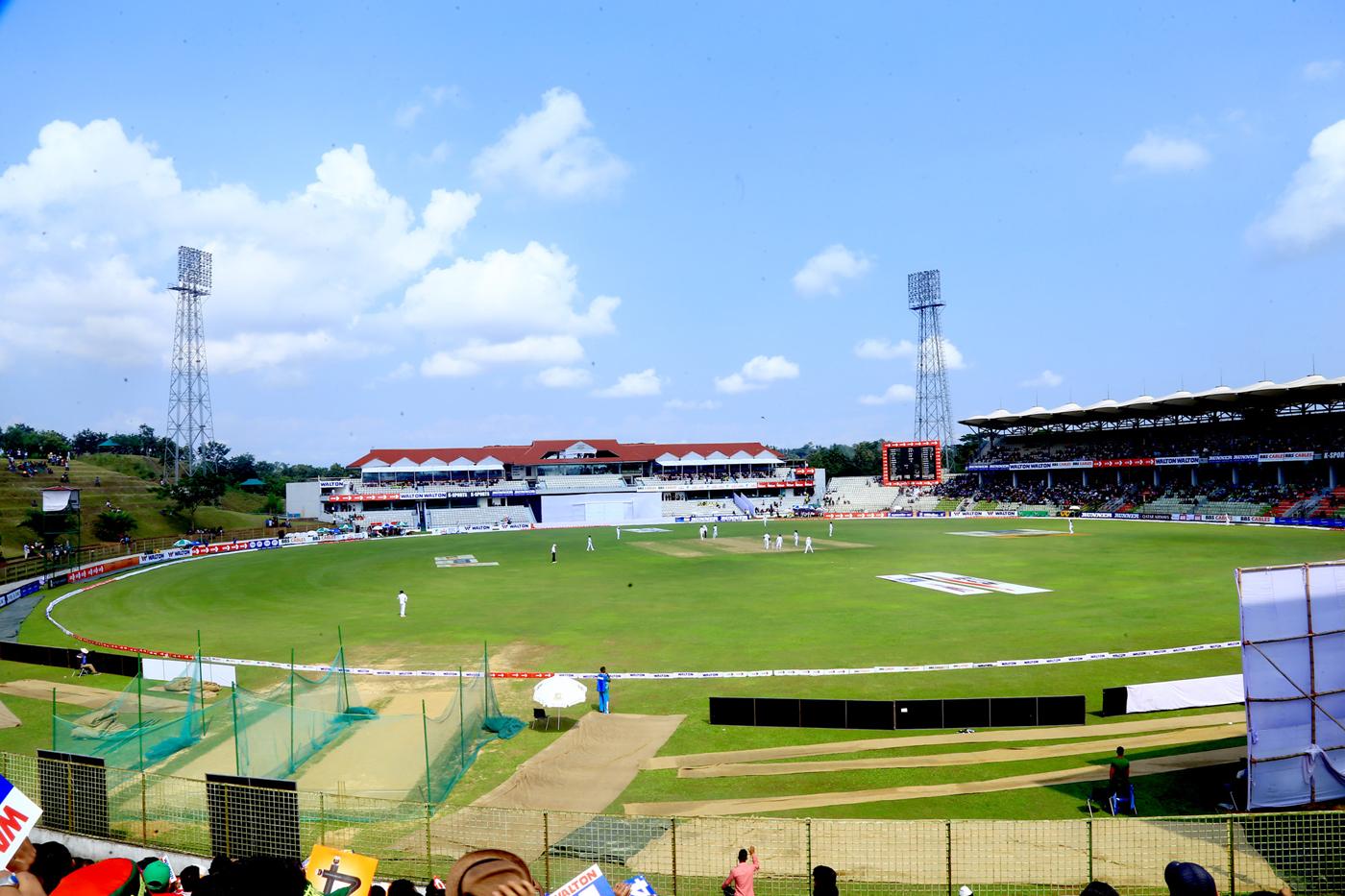 Sylhet International Cricket Stadium
