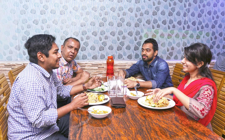 Food of Dhaka