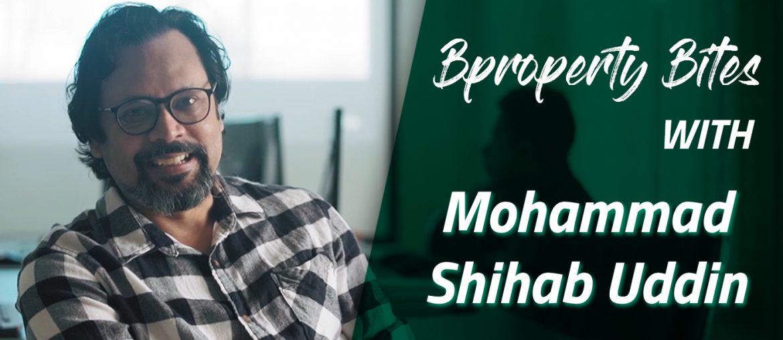 Bproperty Bites - Mohammed Shihabuddin - The story of an animator.