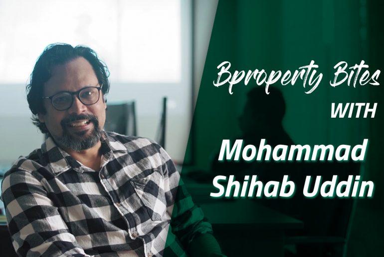 বিপ্রপার্টি বাইটস। মোহাম্মদ শিহাব উদ্দিন। একজন অ্যানিমেটরের গল্প!