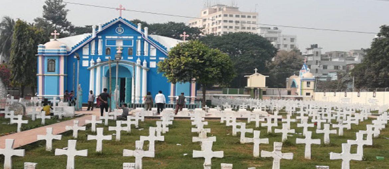 Churches In Bangladesh