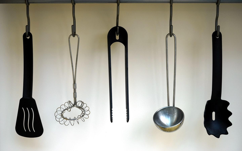 hook with utensils