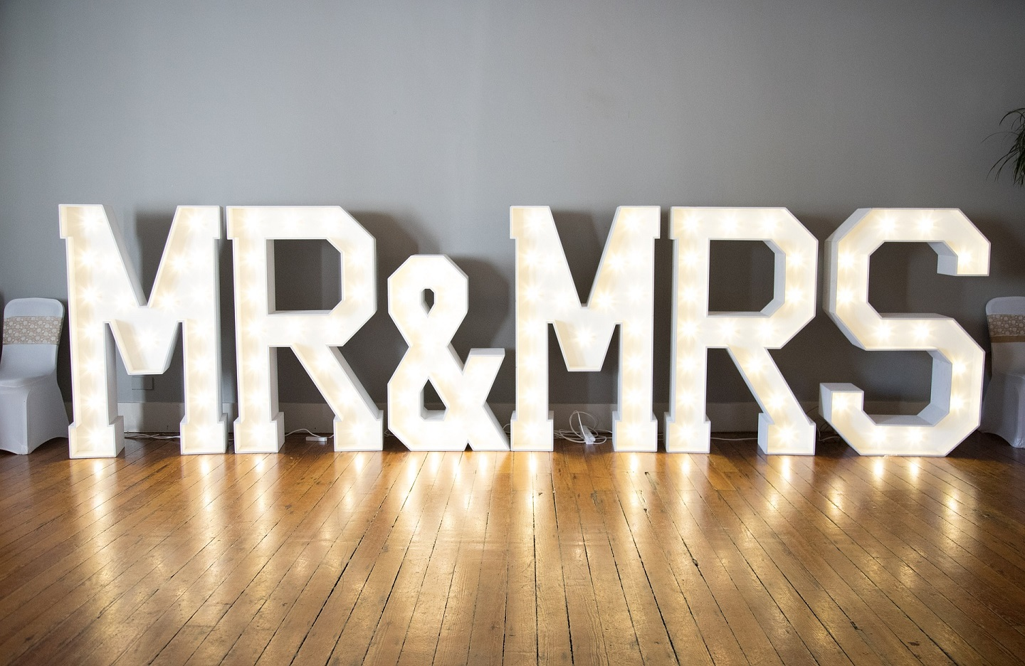 Mr. and Mrs. Words