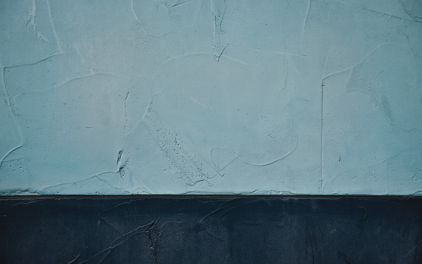 a paste colored wall